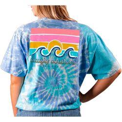 Juniors Saltwater Heals My Soul T-Shirt