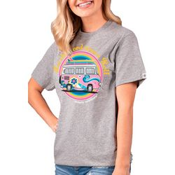 Simply Southern Juniors Let The Good Times Roll T-Shirt