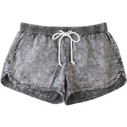 Juniors Cotton Dolphin Shorts
