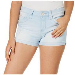 YMI Juniors WannaBettaButt Deconstructed Shorts