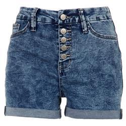 curvey Fit by YMI Juniors High Rise Curvey Shorts