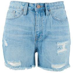 YMI Juniors Dream Hybrid Solid Shorts