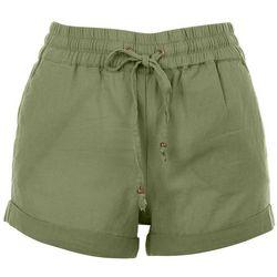 Love Tree Juniors Soft Bottom Casual Shorts