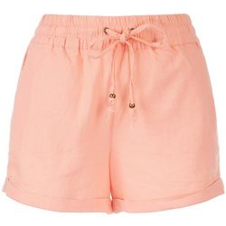 Love Tree Juniors Soft Bottom Casual Shorts