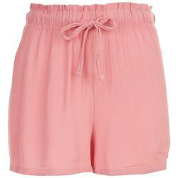 Juniors Solid Shorts