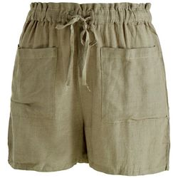 Golden Touch Juniors Pull-on Pocketed Shorts