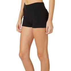 Hot Kiss Juniors Solid Short Shorts