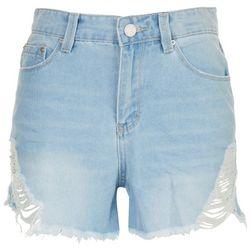 Indigo Rein Juniors Ripped Shorts