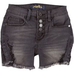 Indigo Rein Juniors Button Fly Shorts