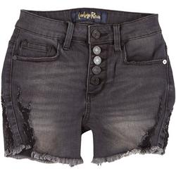 Juniors Button Fly Shorts