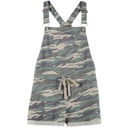 Juniors Camo Shortall
