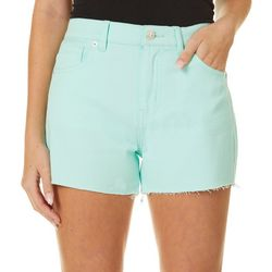 Love Revival Juniors Denim Shorts