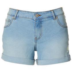 Juniors Girlfriend Shorts