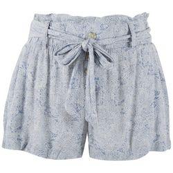 Rewash Juniors Fashion Paper Shorts