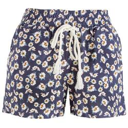 Juniors Daisy High Waist Shorts
