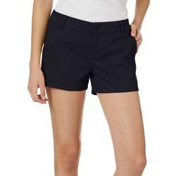 Be Bop Juniors Solid Twill Shorts
