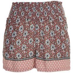 Be Bop Juniors Mixed Floral Shorts
