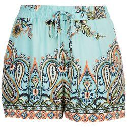 Be Bop Juniors Paisley Shorts