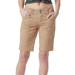 Unionbay Juniors Blanche Bermuda Shorts