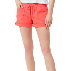 Unionbay Juniors Christy Convertible Shorts
