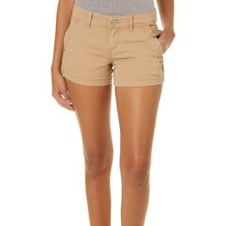 Unionbay Juniors Sasha Chino Shorts
