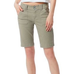 Juniors Blanche Bermuda Shorts