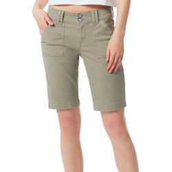 Juniors Blanche Bermuda Shorts