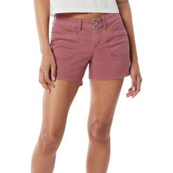 Unionbay Solid Shorts With Pockets
