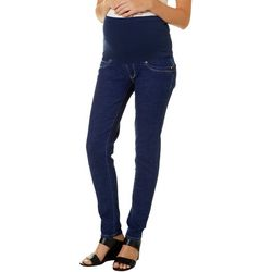 YMI Womens WannaBettaButt Skinny Maternity Jeans