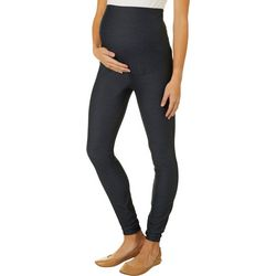 Times Two Womens Maternity Jeggings