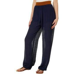 A. Byer Juniors Sheer Pull On Pants