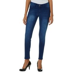 Dollhouse Juniors High Rise Denim Skinny Jeans