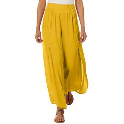 Hydraulic Juniors Solid Gauze Palazzo Pants