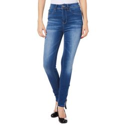 YMI Juniors Luxe Lift Super High Rise Skinny Jeans
