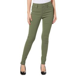 YMI Juniors Solid Hyperstretch Skinny Pants