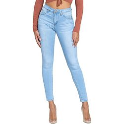 YMI Juniors WannaBettaButt High Rise Skinny Jeans