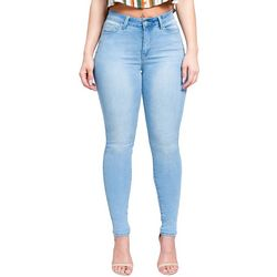 YMI Juniors Hide Your Muffin Top Skinny Jeans