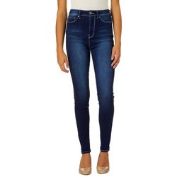 YMI Juniors High Rise Skinny Jeans