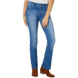 YMI Juniors WannaBettaButt Boot Cut Denim Jeans