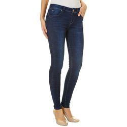 YMI Juniors WannaBettaButt Mid Rise Denim Skinny Jeans