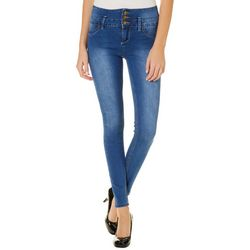 YMI Juniors High Rise Soft Stretch Skinny Jeans