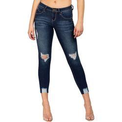 YMI Juniors WannaBettaButt Stretch Skinny Denim Jeans