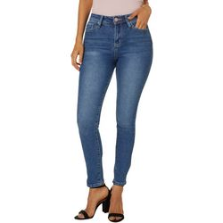 YMI Juniors Dream Fit High Rise Skinny Jeans