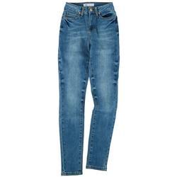 Juniors Basic Skinny Jeans