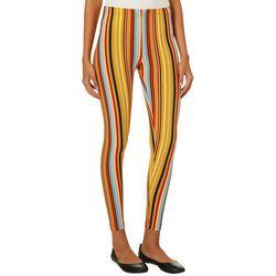 03ec9a3b644af Eye Candy Juniors Vertical Stripe Leggings