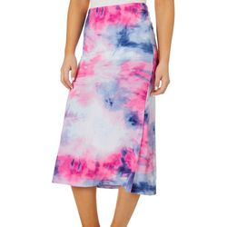 Hot Kiss Juniors Tie Dye Mermaid Skirt