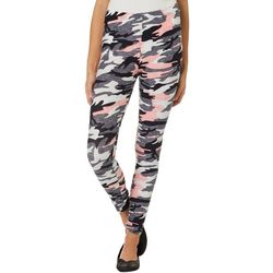 Hot Kiss Juniors Camo Print Leggings