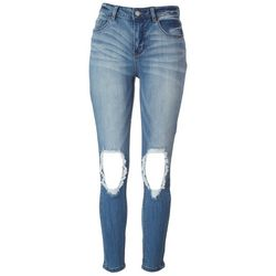 Indigo Rein Juniors Curvy Recycled Jeans