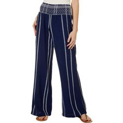 Indigo Rein Juniors Vertical Stripes Pants