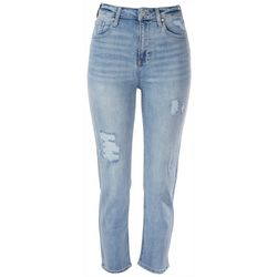 Indigo Rein Juniors Recycled Ripped Jeans
